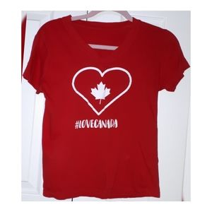Tops - 3 for $15   #LOVECANADA T Shirt
